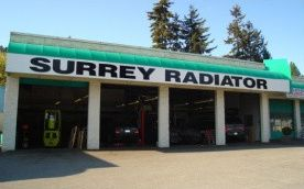 Surrey Radiator shop